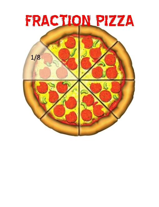 Fractions Lessons Tes Teach – Pizza Fractions Worksheet